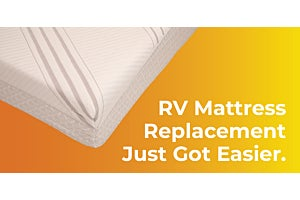 RV Mattress Replacement Just Got Easier
