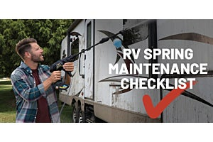 RV Spring Maintenance Checklist | Lippert