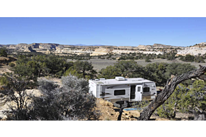 RV Boondocking safety - what to know and how to be prepared