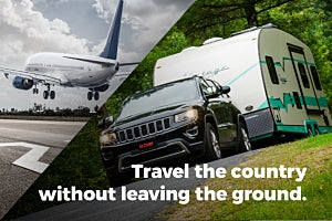 RV Camping as a Safer Travel Alternative During COVID-19