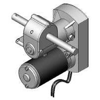 18:1 Motor and Driveshaft