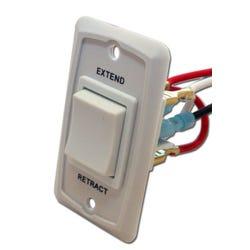Power Stabilizer Switch - White