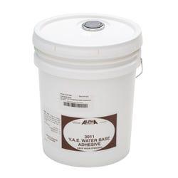 3011 Water Based Fabric Adhesive (5 Gallon)