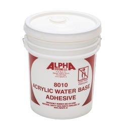 8010 Water Based Adhesive (5 Gallon)