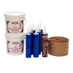 SuperFlex Roof Kit, Beige (Up to 25')