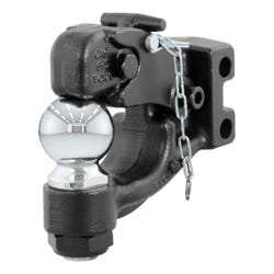 """Replacement Channel Mount Ball & Pintle Hitch (2-5/16"""" Ball, 20,000 lbs.)"""