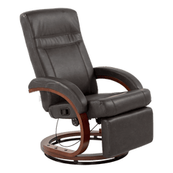 Euro Recliner Chair with Footrest - Millbrae