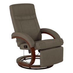 Euro Recliner Chair with Footrest - Grummond
