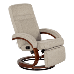 Euro Recliner Chair with Footrest - Norlina