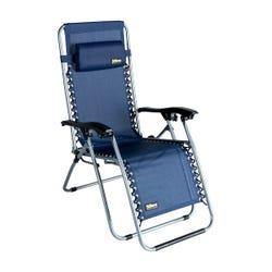 Solera™ Reclining Zero Gravity Chair - Navy