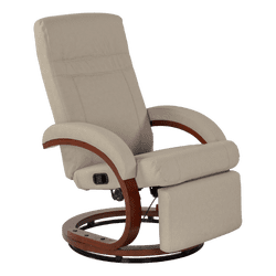 Euro Recliner Chair with Footrest - Altoona