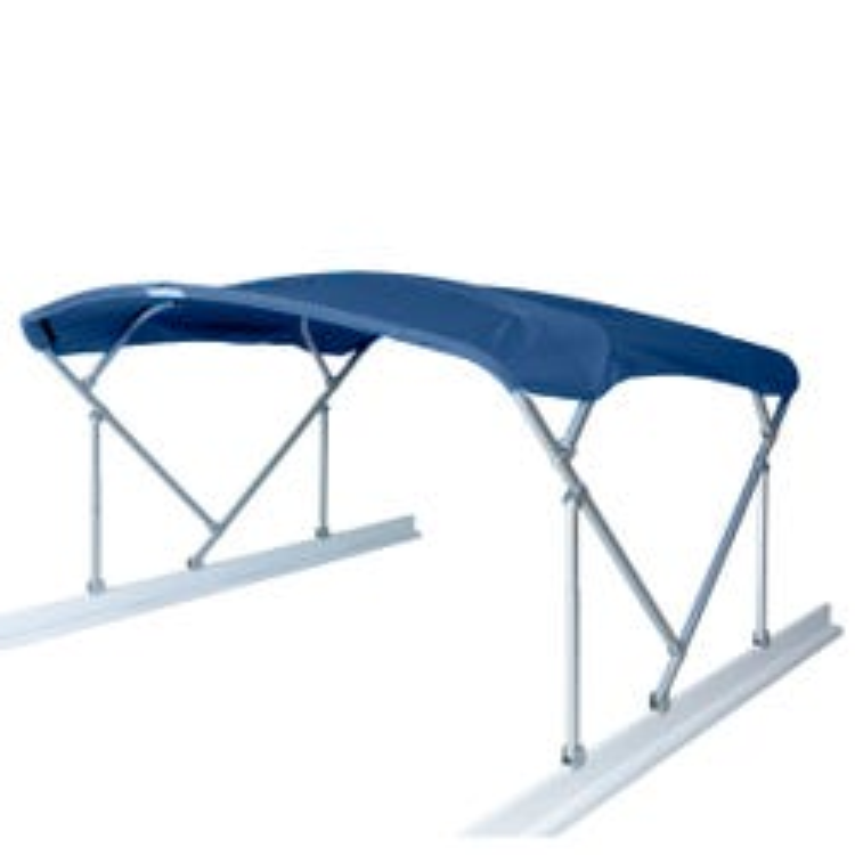 "Taylor Made Manual Bimini Kit - 8' x 10' x 1.25"" (Navy)"