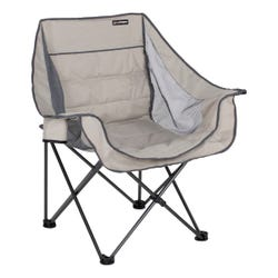 Double-Wide Padded Chair - Sand