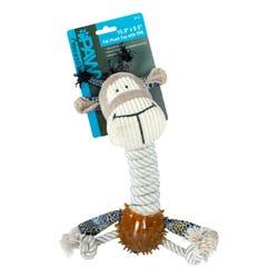 Plush Giraffe Dog Toy