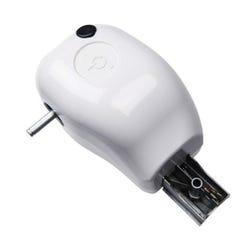 Solera® Power Awning Plain Drive Head Assembly - White