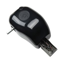 Solera® Power Awning Plain Drive Head Assembly - Black