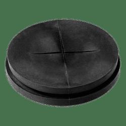 Diaphragm Grommet, 1.625 ID X 1.929 OD, Black, For Manual Crank Hole