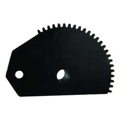 Single & Double Electric Step Gear Plate