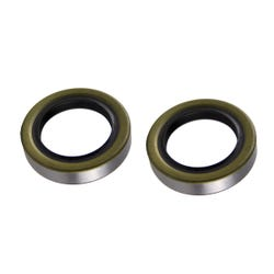 """1.72"""" (ID) Double Lip Grease Seal - 2 Pack"""