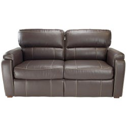 "70"" Tri-Fold Sofa - Majestic Chocolate"