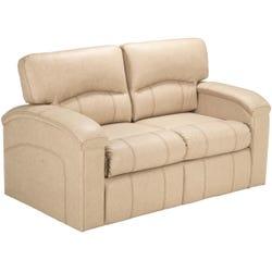 "62"" Tri-Fold Sofa - Grantland Doeskin"
