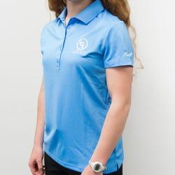 Women's Nike Victory Polo Blue - MEDIUM