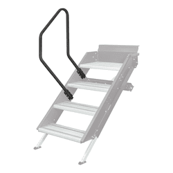 Entry Assist Handrail for Solid Step®