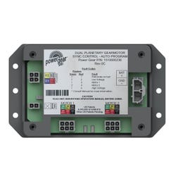 Slimrack® In-Wall Sync Control  Motor 2 RS - Auto Programming Switch
