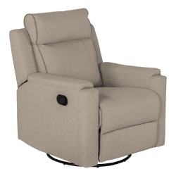 Swivel Glide Recliner - Various Colors
