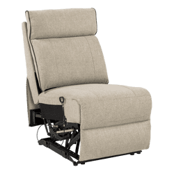 Armless Recliner - Heritage Series (Various Options)