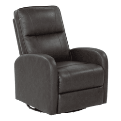 Swivel Pushback Recliner - Various Colors