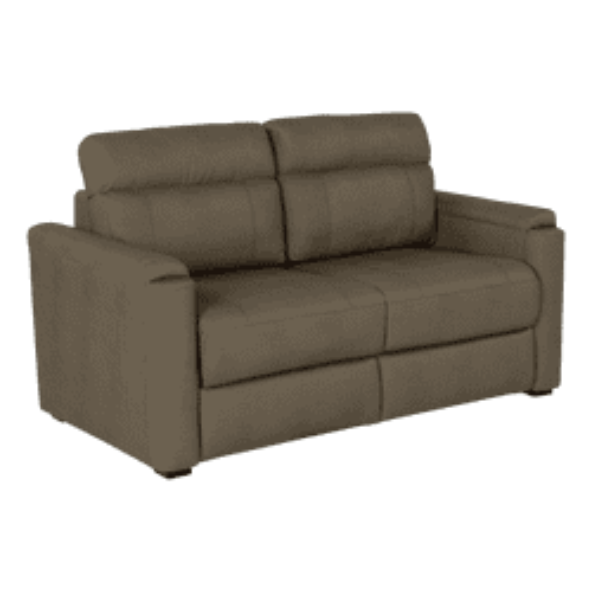 "62"" Tri-Fold Sofa - Various Colors"