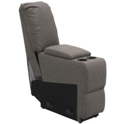 Center Console - Seismic Series (Dunes Grey)
