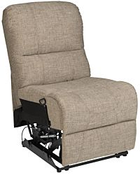 Armless Recliner - Heritage Series (Cobble Creek)