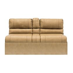 "62"" Jackknife Sofa - Oxford Tan"