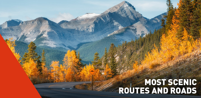 Most Scenic Roads in America | Lippert