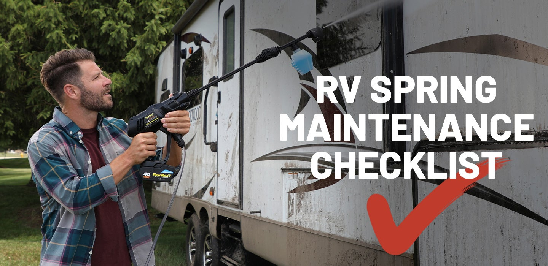 RV Spring Maintenance Checklist | Lippert