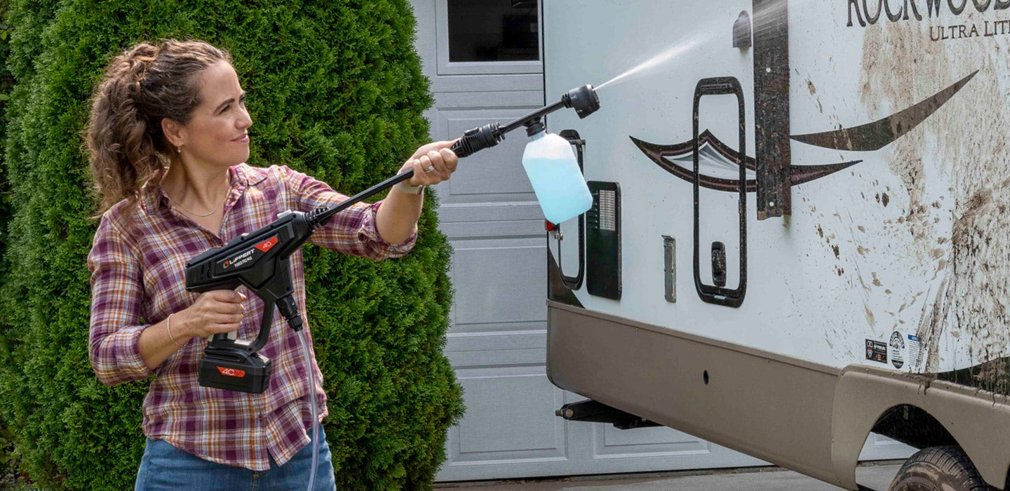 Power Pro Max Portable Power Cleaner