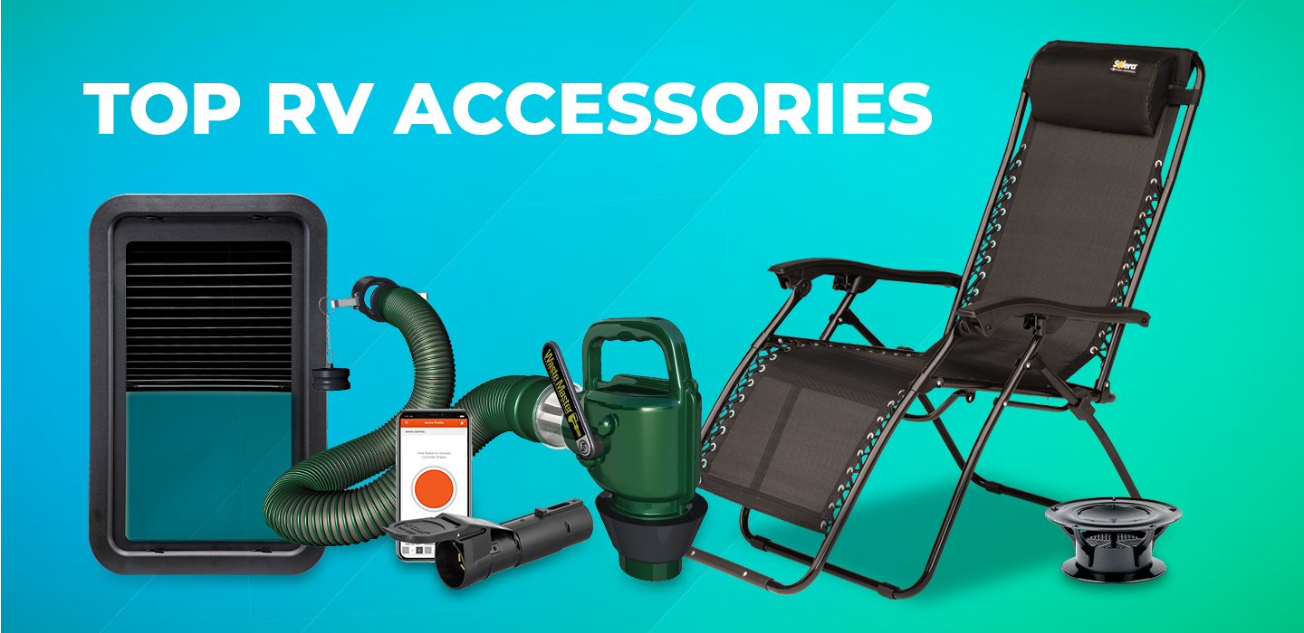 10 Must Have RV Accessories & Upgrades for Your Rig