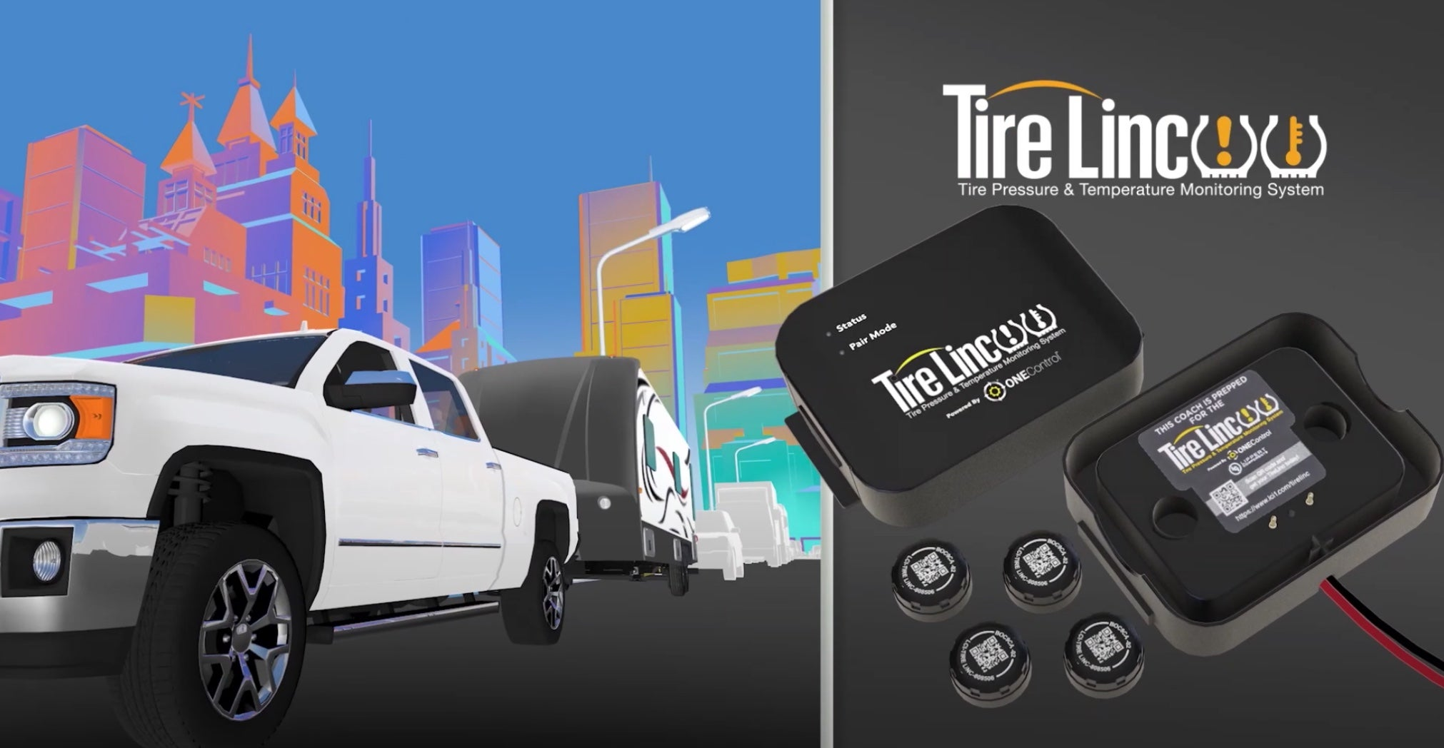 Tire Linc Kit