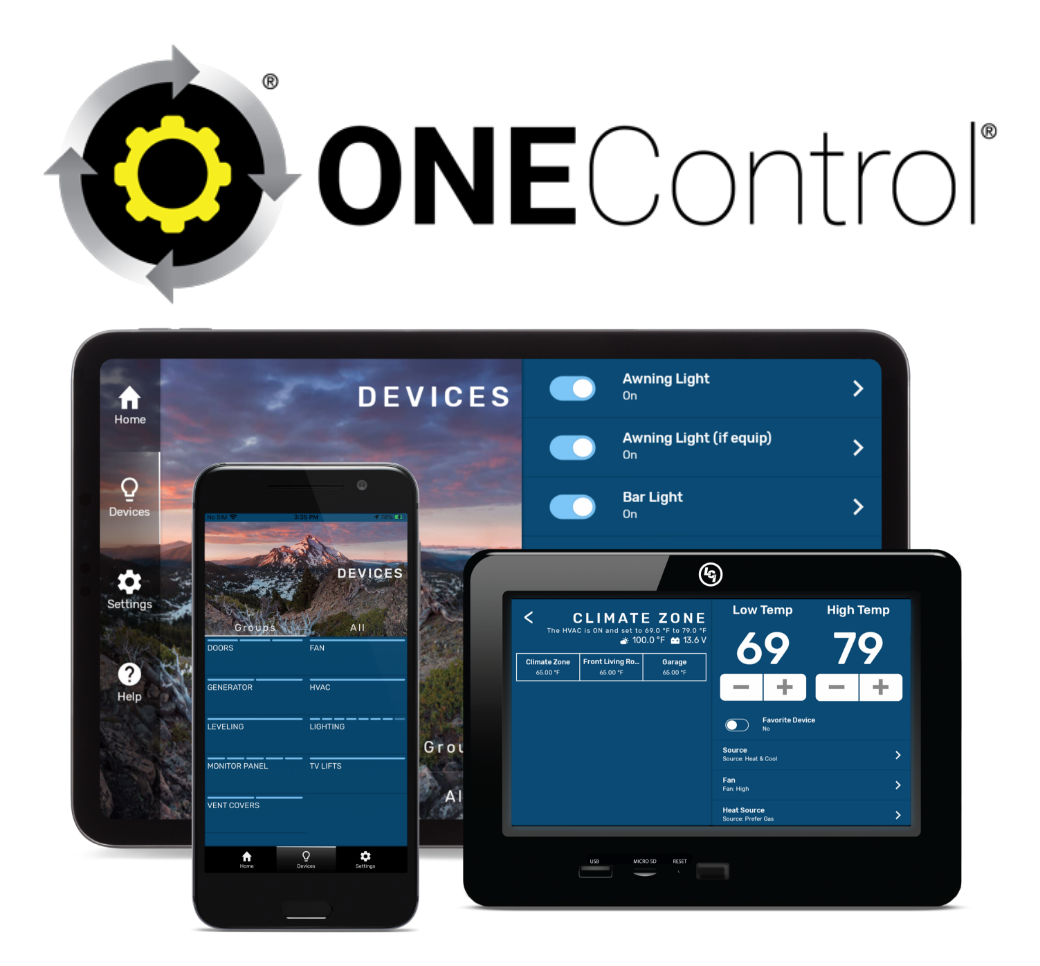 OneControl® Smart RV Technology