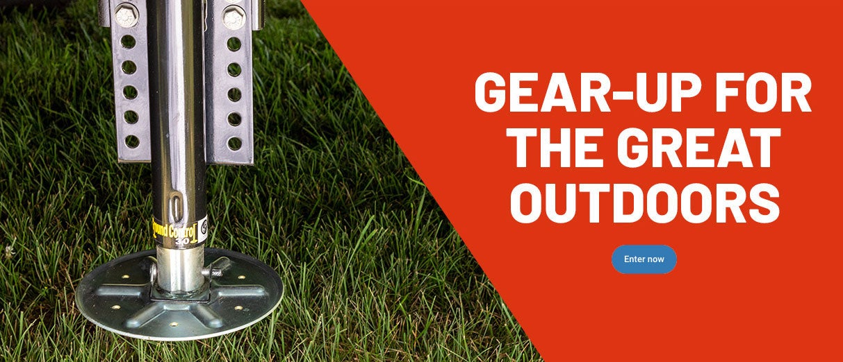 Gear-Up for the Great Outdoors