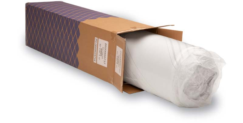 convenient mattress packaging