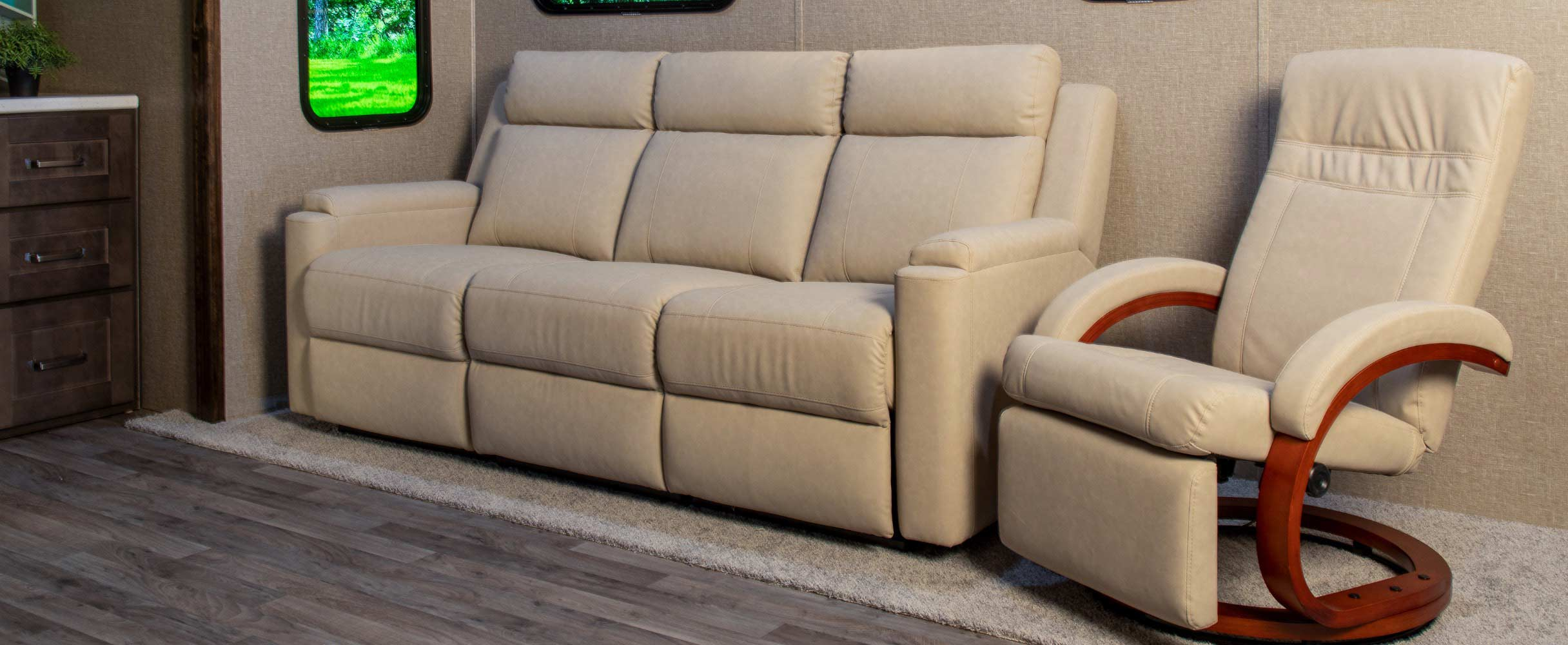 Thomas Payne Collection premium RV furniture by Lippert